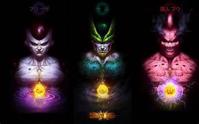 Majin Buu Cell Dragon Ball Wallpapers Super