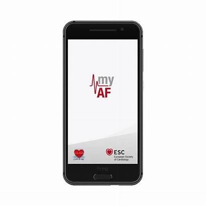 Htc Portrait Af Smartphone Apps Patients Atrial