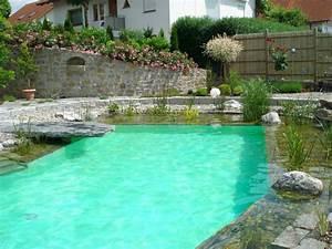 Pool im garten gestalten mit holz kunstrasen garten for Garten gestalten mit pool