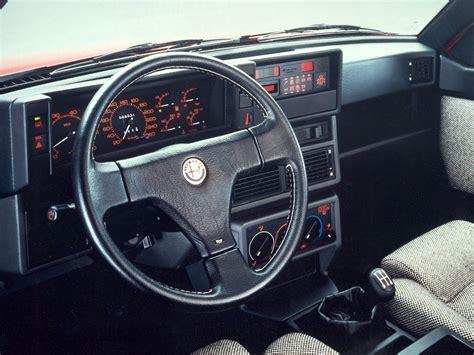 Volante Alfa 75 by Alfa Romeo 75 Specs 1985 1986 1987 1988 1989 1990