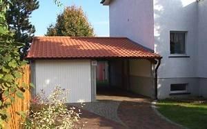 Garage Carport Kombination : garagenbau einzelgarage und carport ~ Orissabook.com Haus und Dekorationen