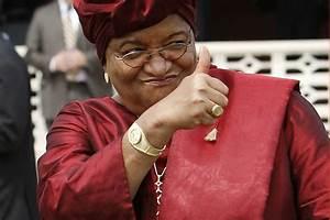 27 January: Liberian president says she'll stand again