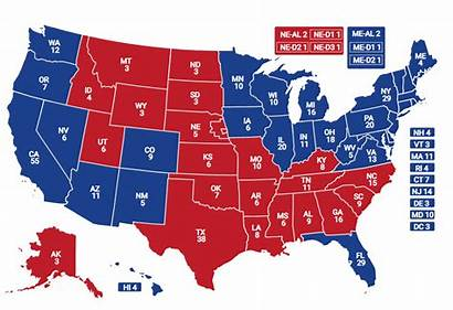 Election 2024 Map Presidential States United Future