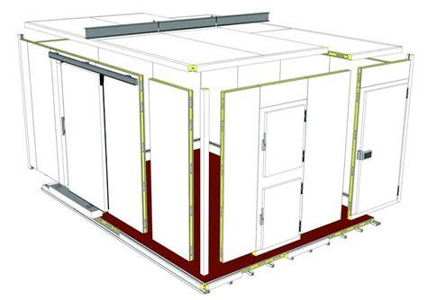 panneau isotherme pour chambre froide chambres froides et chambres de congélation godfrin