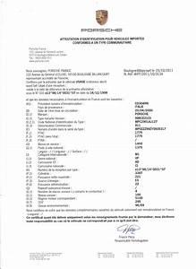 Certificat De Conformité Mercedes : le certificat de conformit europ en c o c certifauto porsche certificat de conformit ~ Gottalentnigeria.com Avis de Voitures