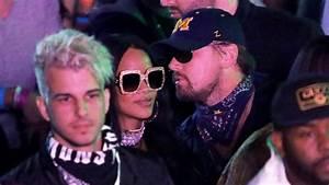 Rihanna and Leonardo DiCaprio Spotted Together at ...
