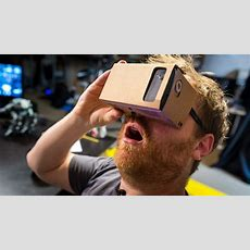 Handson With Google Cardboard Virtual Reality Kit Youtube