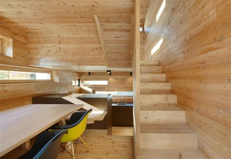 Compact House Made From Affordable Materials by Small Wood Homes And Cottages 16 Beautiful Design And
