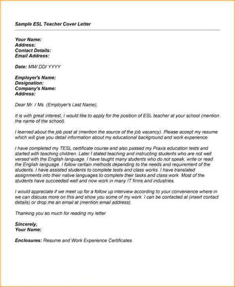 business letter template esl sample letters english club