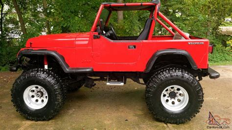 jeep wrangler buggy 1989 jeep wrangeler yj rock crawler mud buggy