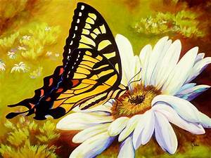 Madame Butterfly Painting - Madame Butterfly Fine Art ...