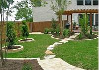 small yard design Small Yard Landscaping Design - Quiet Corner