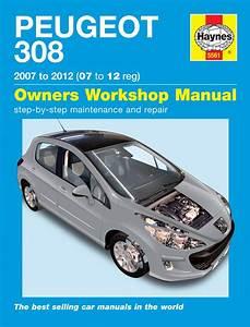 Haynes Taller Coche Reparaci U00f3n Propietarios Manual Peugeot 308 Gasolina Y Diesel