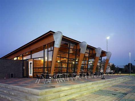 Ag+p Home Design : Nice Tvn Tennis Park Clubhouse By Ag Nova Architects