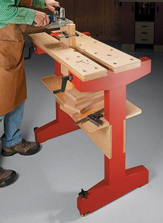 project workcenter woodsmith plans
