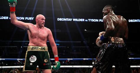 Who really won the boxing match between Wilder and Fury ...