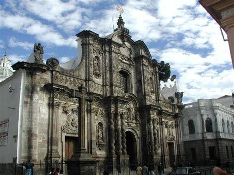 iglesia la compania de jesus picture  quito historical  town  quito tripadvisor