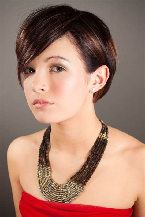 beautiful short hairstyles  girls feed inspiration