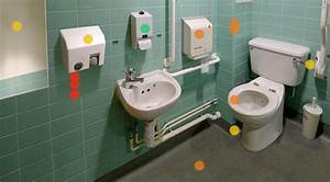 white paper what39s the most contaminated object in public With bathroom germs