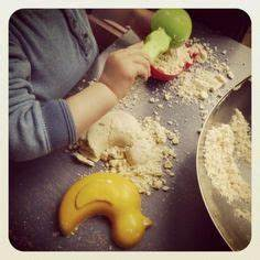 Kinetischer Sand Selber Machen : 1000 images about matschquatsch on pinterest play dough kinetic sand and sensory play ~ Frokenaadalensverden.com Haus und Dekorationen