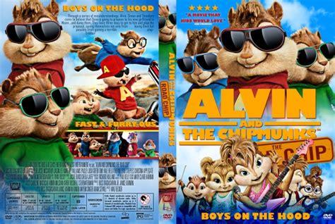 covercity dvd covers labels alvin   chipmunks