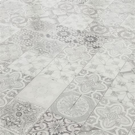 liberty floors aurora mm ornate ivory tile laminate