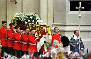 Soldier who carried Princess Diana's coffin says MoD ...