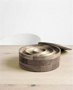 Boite À Bijoux Design : bo te bijoux en bois jewel by e15 design saskia diez ~ Melissatoandfro.com Idées de Décoration