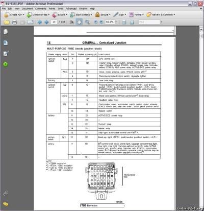 2000 Mitsubishi Galant Fuse Box Diagram by Fuse Box Diagram Galant Vr 4 Gt How To And Info Archive