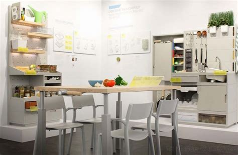 projet cuisine ikea ikea montre un projet de cuisine du futur grâce à l