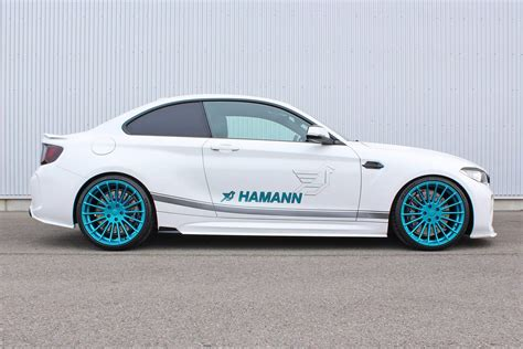 Hamann Motorsport Gives The Bmw M2 Wilder Looks, 420 Ps [w