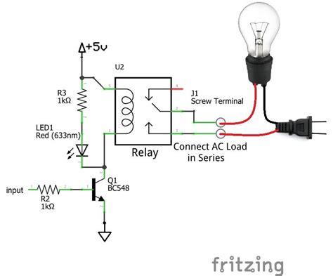Interface Arduino Relay Control Appliances Also