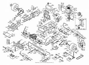 Parts Diagram Bobcat Zero Turn Mower