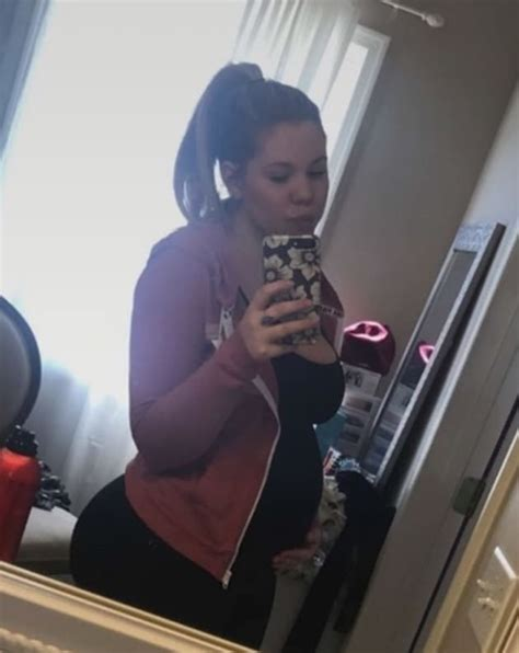 kailyn lowry due date revealed  hollywood gossip