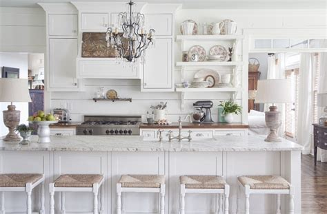 Kitchen Island Legs Metal All White Kitchens Inspiration And Makeovers