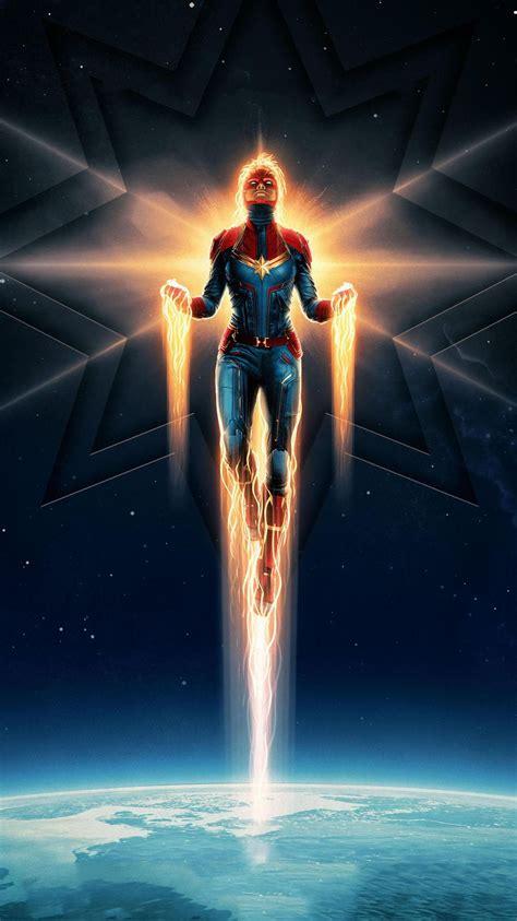 Awesome captain marvel wallpaper for desktop, table, and mobile. Captain Marvel (2019) Phone Wallpaper | マーベル