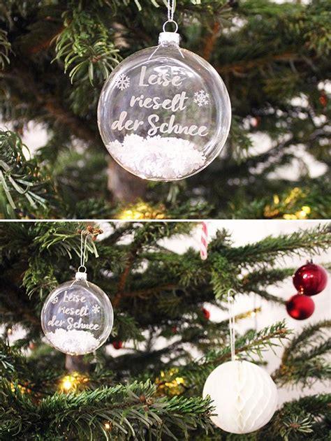 Weihnachtsdeko Noch Mehr Christbaumkugeln by Die Besten 25 Christbaumkugeln Glas Ideen Auf