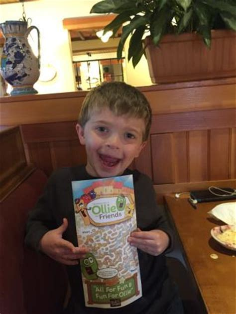 olive garden oswego il their menu is engaging for your youngsters