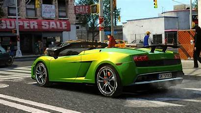Gta Wallpapers Desktop Cars Theft Grand Gta5