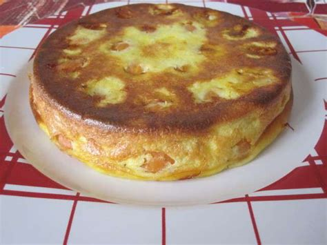 tarte aux abricots sans pate recettes de tarte sans p 226 te