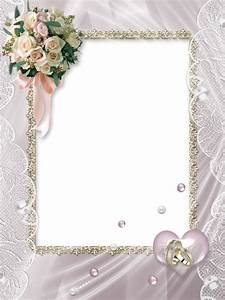 Beautiful Soft Transparent Wedding Photo Frame | Gallery ...