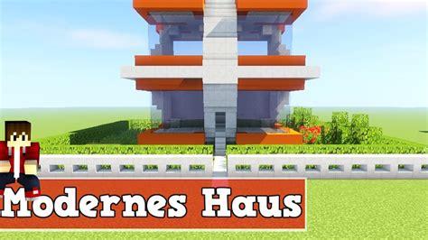 Wie Baut Man Ein Modernes Haus In Minecraft #5 Minecraft
