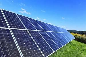 First Solar Module : solar could meet major california energy needs sun first solar ~ Frokenaadalensverden.com Haus und Dekorationen