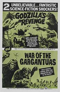 All Monsters Attack Movie Posters From Movie Poster Shop
