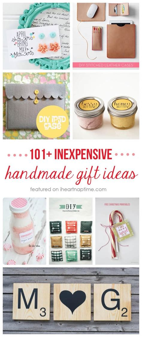 50 gift ideas to make for 5 i nap time - How To Make Homemade Gifts For Christmas