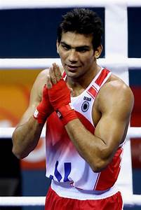Manoj Kumar in 19th Commonwealth Games - Day 10: Boxing ...