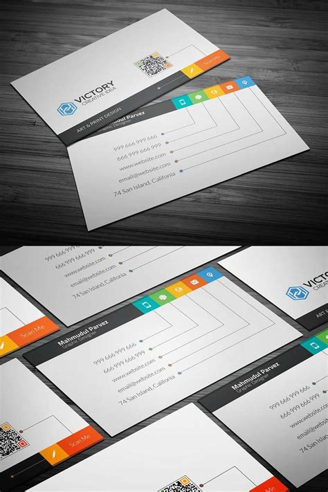 printable templates  business cards