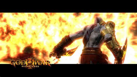 god  war  remastered  heading  playstation