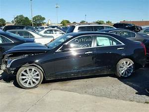 Used Engine Assembly For Sale For A 2013 Cadillac Ats