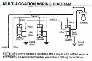 4 Pole Dimmer Switch